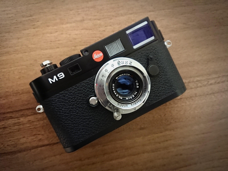 Leica M9がやってきた デジタルライカを選んだ理由